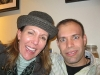 With the hilarious Nora Lynch.