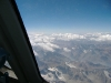 Afghanistan mountains from the C-17 cockpit. Beauty, eh?