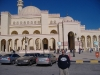 At The Grand Mosque in Bahrain. One car behind me is not facing Mecca.